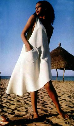 Sundress 1975 L'Officiel magazine