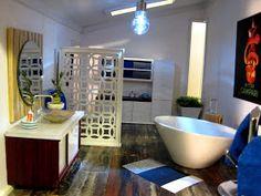 Mini Mod Pod: Modern Bath