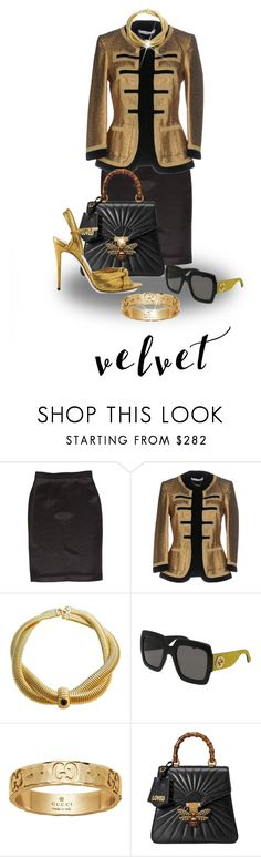 """""""Why Not?"""" by shamrockclover ❤ liked on Polyvore featuring Givenchy and Gucci"""