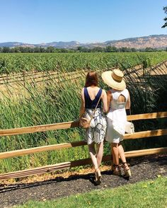 """""""Dolce far niente"""" in Napa yesterday. (Literal translation is """"sweet doing nothing"""".)"""