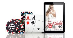 Get Dani Wyatts Brand New Release Just Until Morning  Amazon :http://ift.tt/2uhxtJN  Amazon  Taking what he wants has never been a second thought for Lincoln Kirk. His empire of private high stakes poker rooms has brought him everything he thought he wanted in this life. Until it didnt. The moment the lush blond pixie burst into his life with her Mae West hips and Judy Garland smile all bets were off.Holli Holliday works a poker room like a swan on a still lake. Gliding through life on a…
