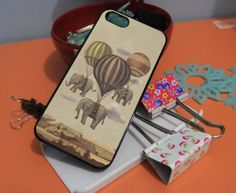 FLIGHT OF THE ELEPHANTS for iPhone 4/4s/5/5s/5c, Samsung Galaxy s3/s4 case