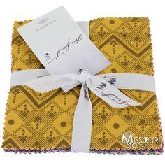 True Colors - Anna Maria Horner Charm Pack - Anna Maria Horner - Free Spirit Fabrics