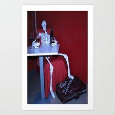 portace n'altro litro Art Print by Francesco Mestria - $12.48