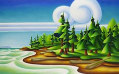 Canadian Oil Painter