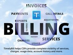 In today's competitive telecom environment, customers expect billing transparency.