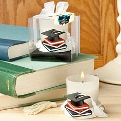 Graduation Themed Candle Holders SET OF 1 ** You can find out more details at the link of the image.Note:It is affiliate link to Amazon.