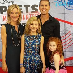 "Photos: ""Dog With A Blog"" Cast At Disney's ""Muppets Most Wanted"" Premiere"