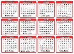 27 Ideias De Calendario Para Imprimir Calendário Personalizado Imagens Legais Ideias De Calendário