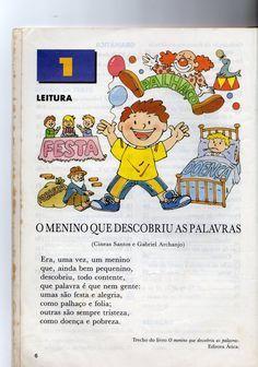 """Professora Silvana """"Prazer em Educar"""": Textos pequenos para fichas de leitura"""