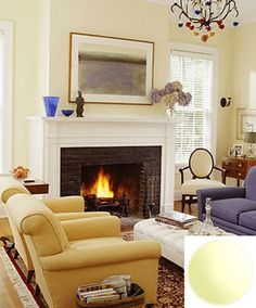 color combinations for your home | white paints, highlighters and