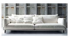 "FAUBOURG SOFA by ARFLEX available at Haute Living 31.5"" H 
