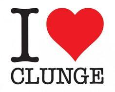 I Heart Clunge - plakat na ścianę o wymiarach 50x40 cm  Gdzie kupić? http://www.eplakaty.pl/produkt/I-Heart-Clunge---plakat