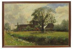 Flowery Mead by Sir David Murray on OneKingsLane.com dutch windmill