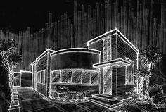 Resultado de imagem para croqui arquitetura