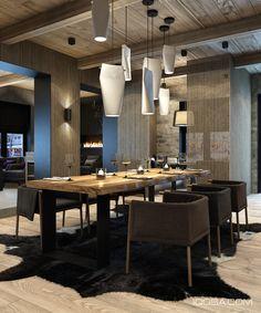 Vine&Grill_restourant on Behance