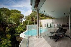 A Great Vista from an Infinity Edge: Noosa Littlecove by 4Blue Pools