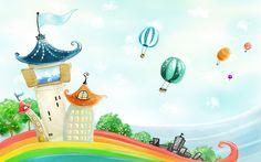 Korea Cartoon Cartoons wallpaper free