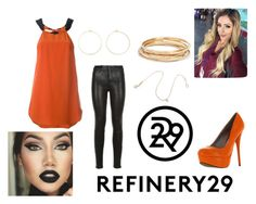 """""""BEAUTIFUL"""" by backwoodsbeautyqueen94 ❤ liked on Polyvore featuring J Brand, Cédric Charlier, Qupid, women's clothing, women, female, woman, misses, juniors and Refinery29"""
