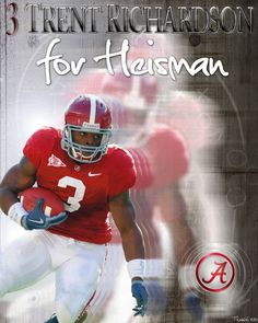 YES YES YES!!! ROLL TIDE ROLL!!! GO TRENT!!!