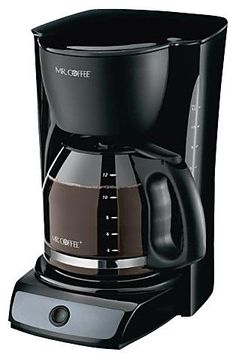 Mr. Coffee CG13 12-Cup Switch Coffeemaker, Black >>> Be sure to check out this awesome product.