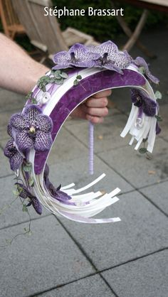 Purple by Stéphane Brassart