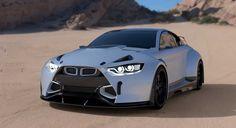 Radical BMW M4 Mamba GT3 Street Concept By Hoffy Automobiles – automotive99.com
