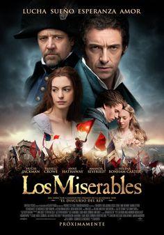 'Los Miserables' Globo de oro a la mejor película comedia/musical