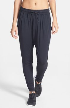 Nike 'Avant Move' Dri-FIT Harem Pants available at #Nordstrom