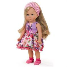 Götz dukke, Mia, 27 cm