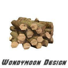 wondymoon's Samarium Fireplace Wood