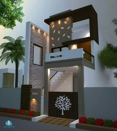 Design Discover Super Ideas for house plans bungalow modern front elevation 3 Storey House Design Bungalow House Design House Front Design Cool House Designs Small House Design Modern House Design Indian House Plans House Elevation Front Elevation 3 Storey House Design, Bungalow House Design, House Front Design, Small House Design, Modern House Design, Indian House Plans, Narrow House Designs, Cool House Designs, House Elevation