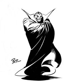Dracula by Bruce Timm
