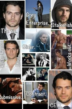 http://www.facebook.com/HenryCavillFans Love this!!! Thanks Christian Grey Fanpage on FB!!