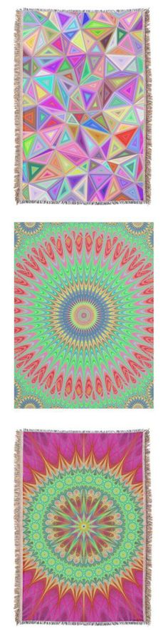 Colorful Throw Blankets Fascinating Colorful Blanket Collection  Throw Blankets  Fleece Blankets Review
