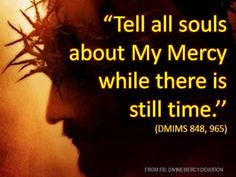 "Message of Divine Mercy - we WANT reminders of God's mercy and healing love. God bless you all. ""Jesus, I trust in You!"" :)"