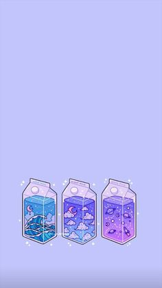 Purple Wallpaper Iphone, Cute Pastel Wallpaper, Soft Wallpaper, Iphone Wallpaper Tumblr Aesthetic, Anime Scenery Wallpaper, Cute Patterns Wallpaper, Aesthetic Pastel Wallpaper, Cute Anime Wallpaper, Galaxy Wallpaper
