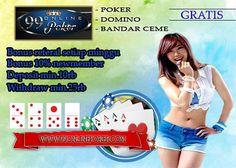 Sekma Bonus dalam Agen Poker Terpercaya Jackpot