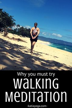 Meditation is too sedentary for you? Maybe try a walking meditation instead! Read all walking Meditation tips and benefits here! Meditation For Anxiety, Walking Meditation, Easy Meditation, Meditation Benefits, Meditation For Beginners, Meditation Techniques, Chakra Meditation, Meditation Practices, Meditation Music