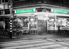 Café De Gouden Snor buitenkant
