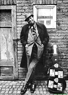 """Booker T. Washington """"Bukka"""" White"""