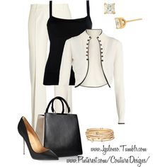 """""""Couture Chic Designs- Outfit"""" by jgalonso on Polyvore"""