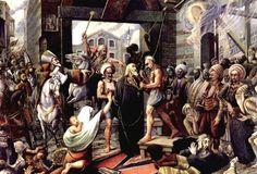 mini.press: Ιστορία-1821 Ο Πατριάρχης Γρηγόριος ο Ε΄, απαγχονίζεται από τους Τούρκους, μπροστά στο Πατριαρχείο. 1912 O TITANIKOΣ σαλπάρει από το λιμάνι του Σαουθάμπτον για το παρθενικό και τελευταίο του ταξίδι. Υπάρχει σπάνιο video, από εκείνη την ημέρα, που δείχνει και τον μοιραίο πλοίαρχο.
