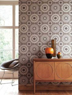 Poseidon | I love the 70s | Wallpaper patterns | Wallpaper from the 70s