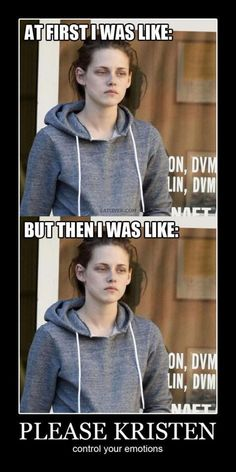 I don't have anything against her, but this is really funny!