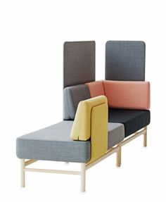 Canapé POP par Patrick Bengtsson et Pierre Sindre - Blog Déco Design