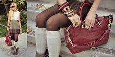 how to wear oxblood for fall