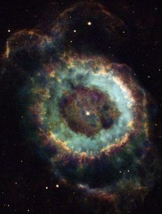 NGC 6369: The Little Ghost Nebula