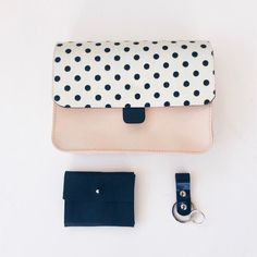 Best selling Tab Bag by Kate Sheridan is back in store.