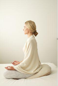 Paya Meditation Shawl and Cushion **Pre-Order Only**